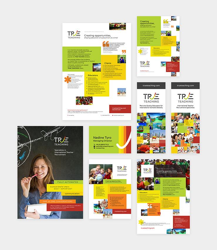Branding Collage