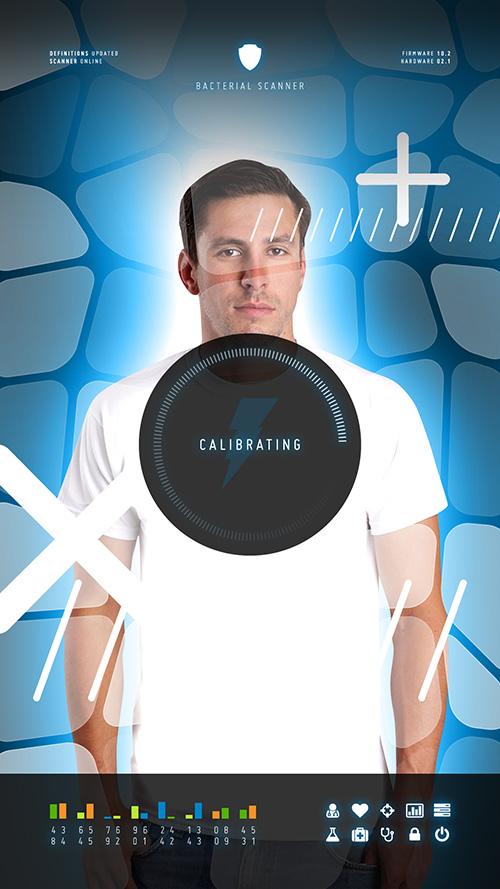 Calibrating Scanner