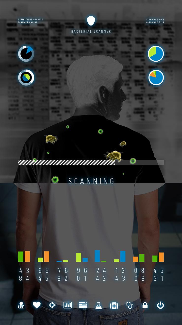 Scanning (Back)